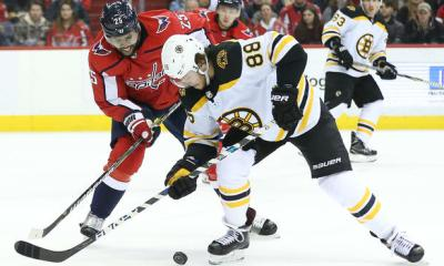 Boston Bruins V Capitals