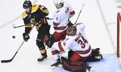 Bruins vs Canes