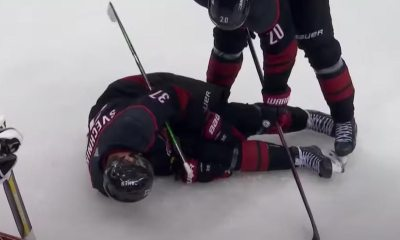 Andrei Svechnikov Injury