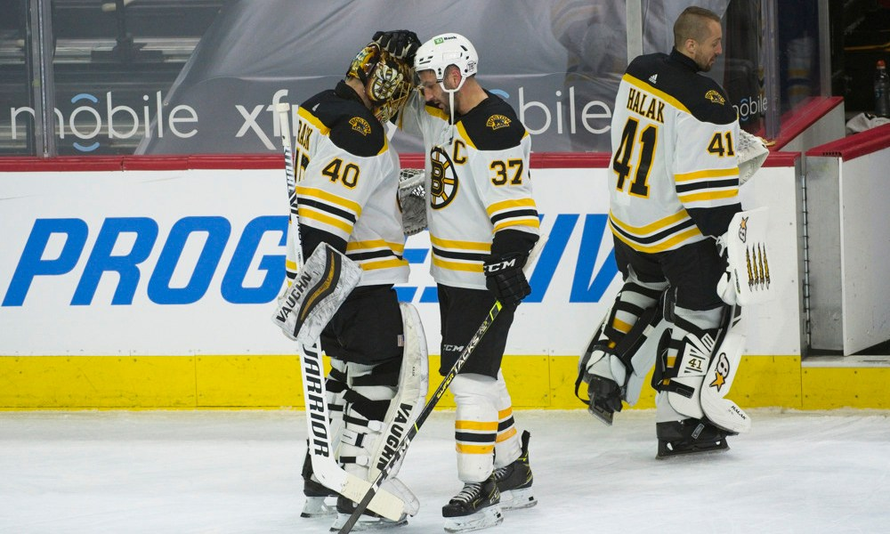 NHL Players Show Massive Bergeron Respect In NHLPA Poll