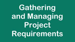 Requirement Management for Project Management - Gathering Project Management Requirements Training Course Institute in Dubai