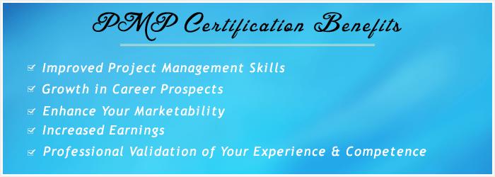 PMP Certification & Exam Prep Training Course in Dubai Benefits