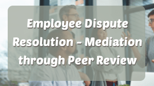 Employee Dispute Resolution Course in Dubai