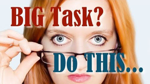 How to Get MASSIVE tasks Done
