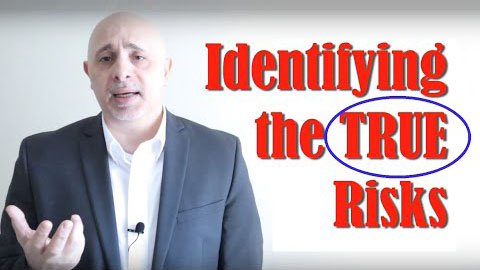 Free PMP Training - Risk Management - Identify the true risks