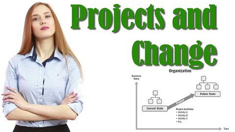 Projects Drive Change in organizational performance video