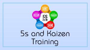 5S and Kaizen Training in Dubai