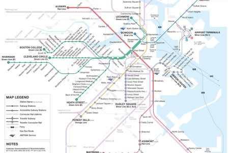 boston subway map red line » Full HD MAPS Locations - Another World ...