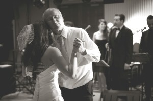 Jen Dances With Her Father