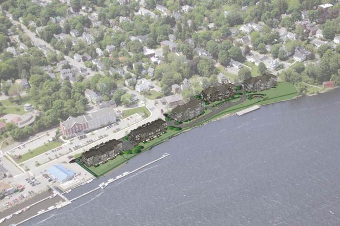 Riverwalk Development