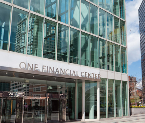 One Financial Center, Boston