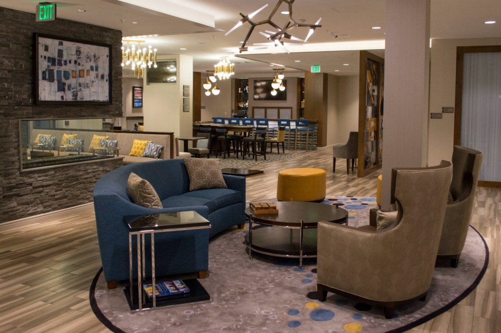 Tocci Hilton Homewood Suites