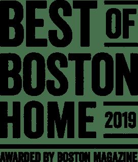 Best Of Boston 2019 Metropolitan Cabinets & Countertops Awarded Best of Boston 2019