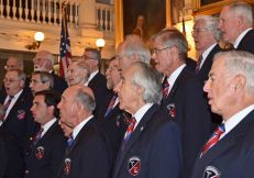 2015-05-08 Profiles of singers - Faneuil Hall