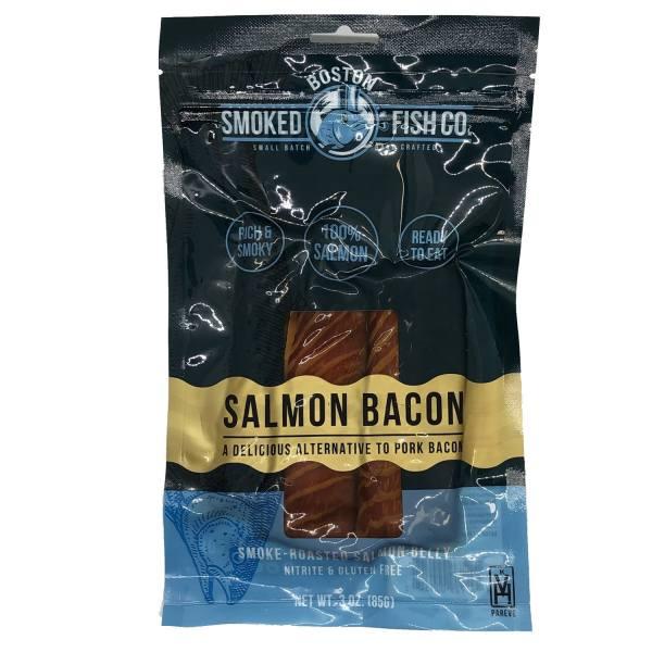 Boston Smoked Fish Co Salmon Bacon