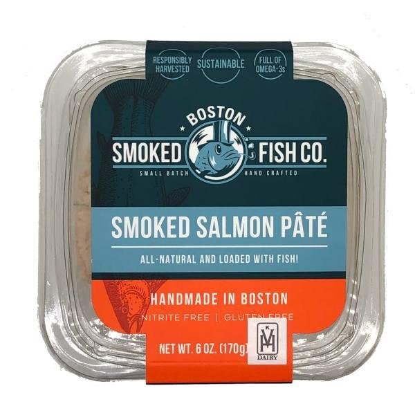Boston Smoked Fish Co Smoked Salmon Pate