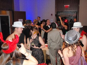 25th Anniversary SnowBall in 2011. Photo by Phil DiPrima