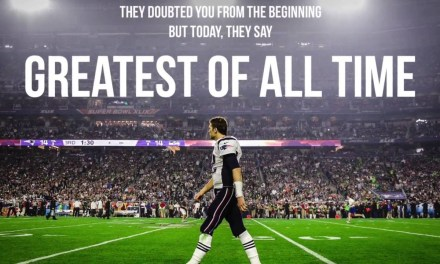 OPEN LETTER TO THE G.O.A.T – TB12