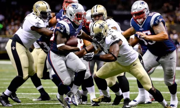 Patriots: On To New Orleans