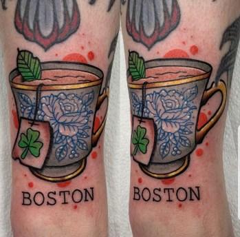 Mat Park Tattoo Artist - Tattoo Artists in Boston - Tattoo Ideas