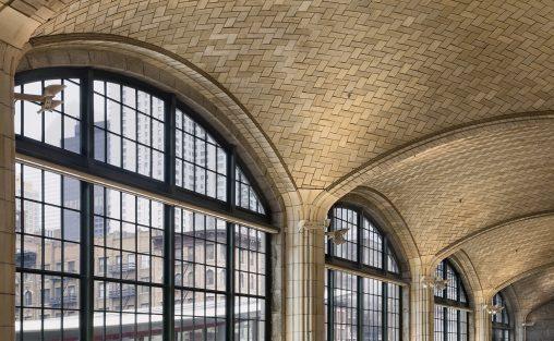 Architectural Terra Cotta Guastavino Vaulted Tile System
