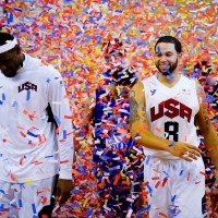 Team USA Wins Gold Medal in Olympic Basketball