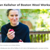 Meet Siobhan Kelleher of Boston Wool Works in Roslindale