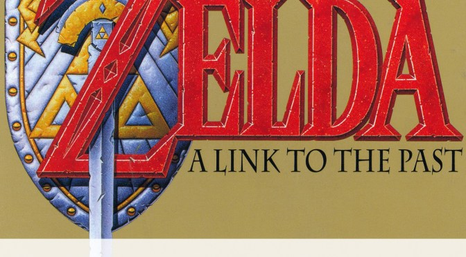 Bota a Ficha 041 – The Legend of Zelda: A Link to the Past