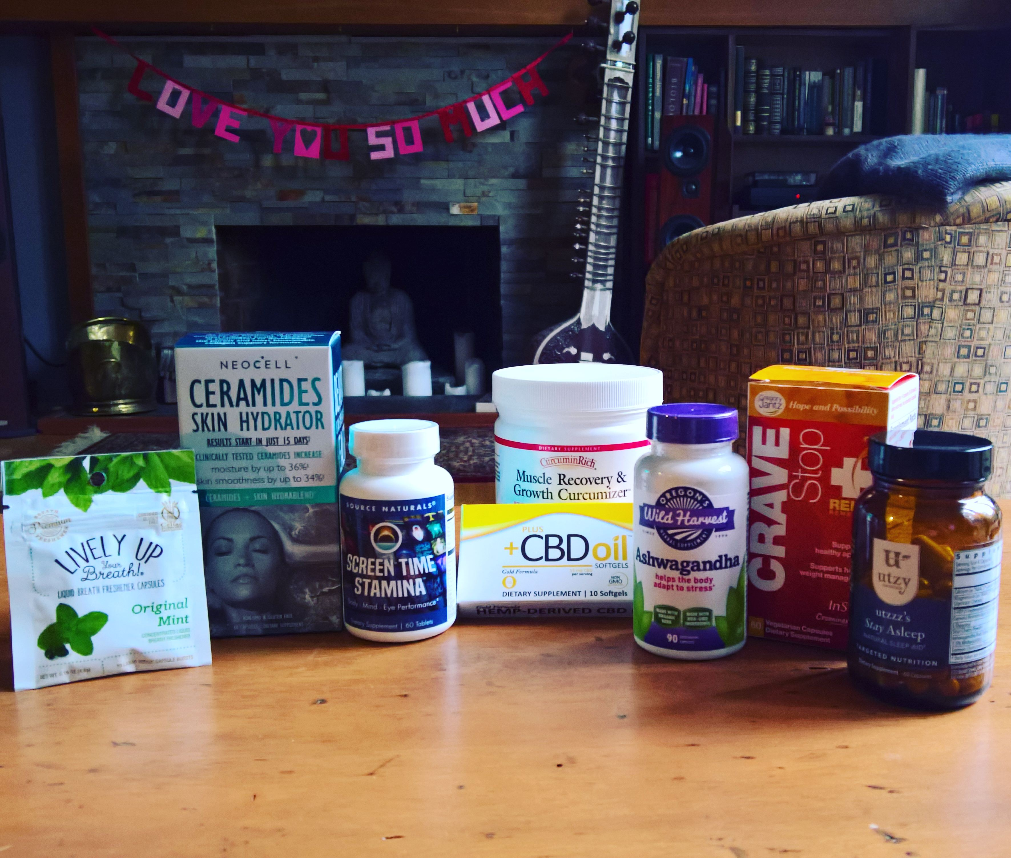 New Supplements for Self Love