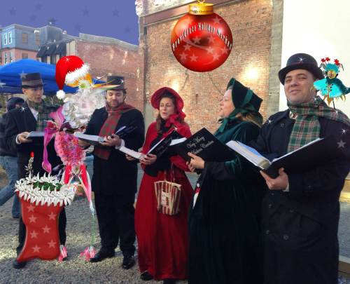 Carolers and BBB3