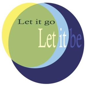 Let it go - Let it be