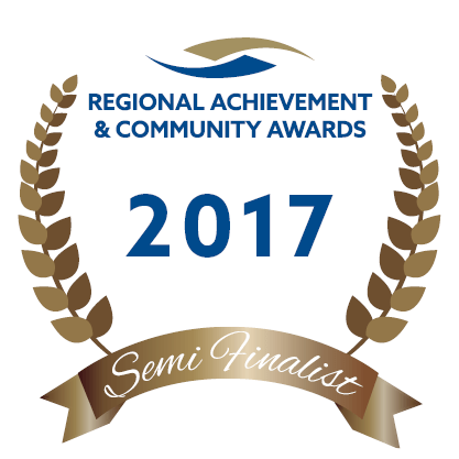 Botanical Innovations Finalist Regional Achievement and Community Awards