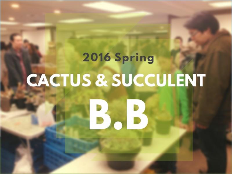 2016年3月13日に五反田TOCで開催された、春のサボテン・多肉植物ビッグバザール。今回も参加して参りましたが、ちょっぴり言いたいことがあります…!