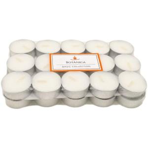 Vela Rechaud branca – Embalagem com 30 unidades