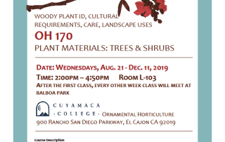 Plant Identification class