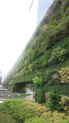 大阪 西梅田《希望の壁》