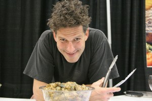 Bob Blumer - Surreal Gourmet. Photo by Roland Tanglao.
