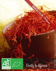 Highest quality Saffron from Thiercelin 1809