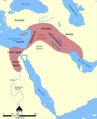 https://en.wikipedia.org/wiki/Fertile_Crescent#/media/File:Map_of_fertile_crescent.svg