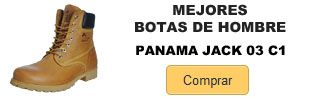 Comprar mejores botas de hombre Panama Jack