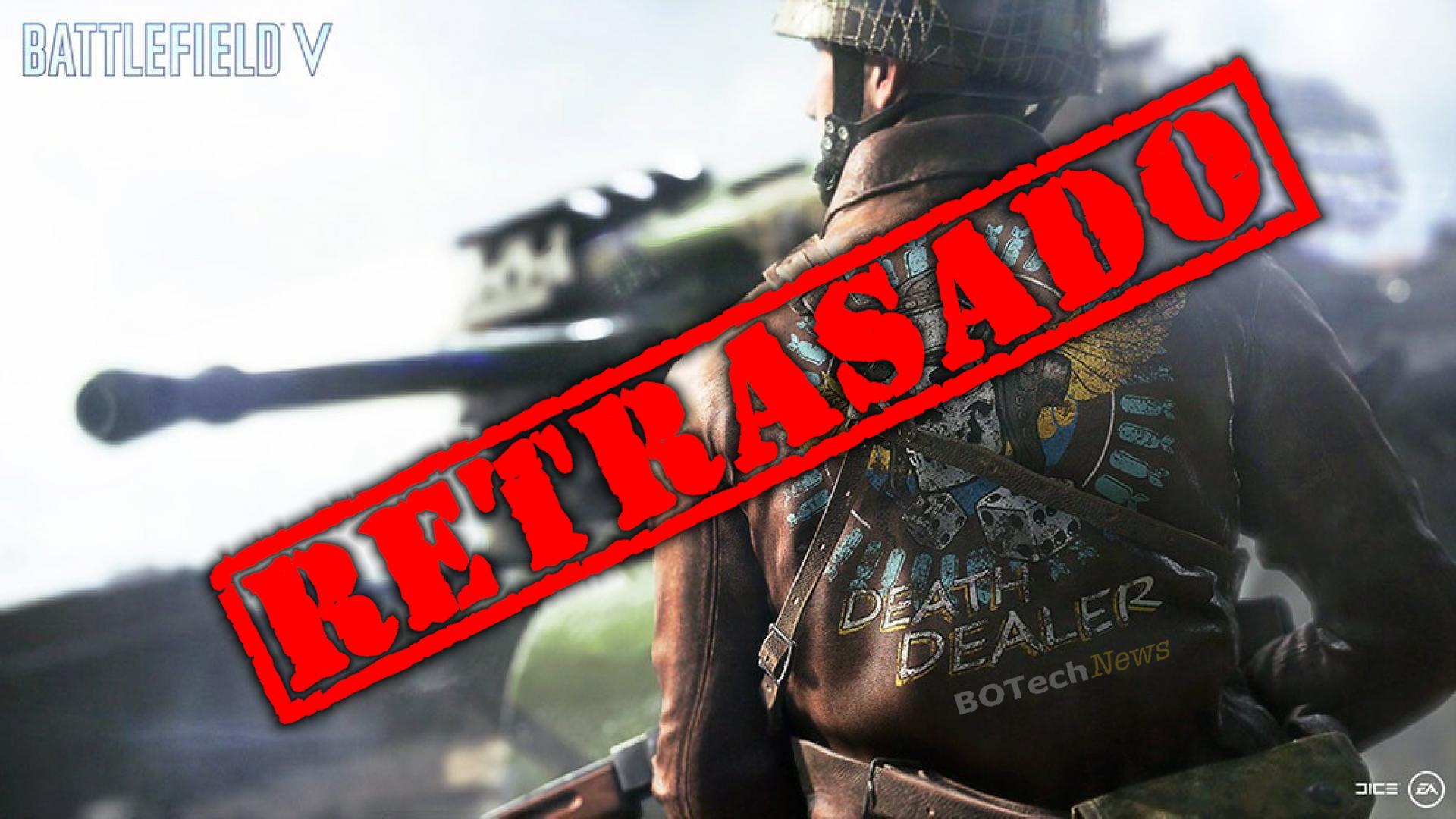 Battlefield 2042 se retrasa a 2042