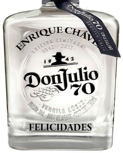 Tequila Don Julio 70 Botellas Personales Vinos Y