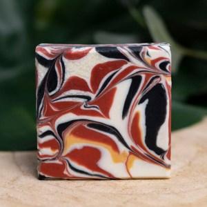 Jabón Botemia dragon rojo