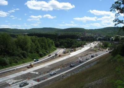 D261558 – Replacement of NYS 201 Bridges in Vestal New York