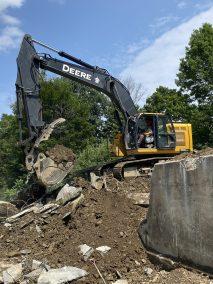 IMG 0179 scaled - LD035498  Washington Dr. Bridge Over Fuller Hollow Creek Additional Reconstruction