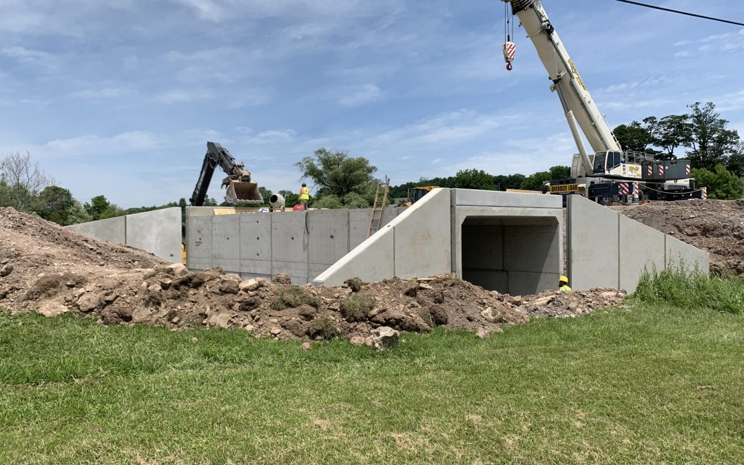 Knoxboro Road Culvert Replacement