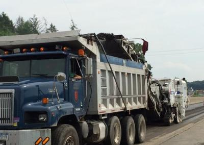 Town of Fenton East & West Service Roads