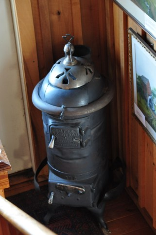 Coal-Wood stove