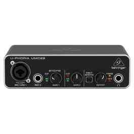 Behringer U-PHORIOA USB AUDIO INTERFACE