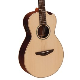 Faith HIGLOSS MERCURY ELECTRO SCOOP ACOUSTIC GUITAR